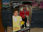 Michael Jackson Beat It Doll