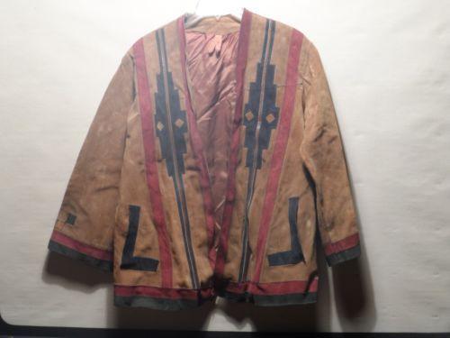 Native American Jacket Ebay