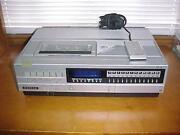 Beta VCR