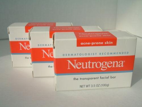 Neutrogena Soap | eBay