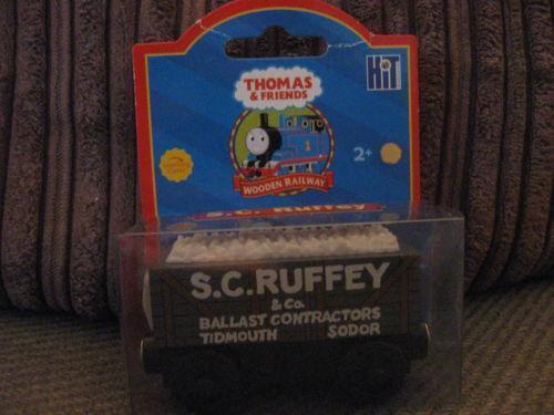 Thomas The Train Wooden S C Ruffey Ebay