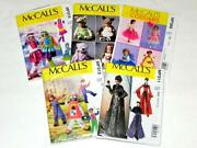 Costume Sewing Pattern Lot