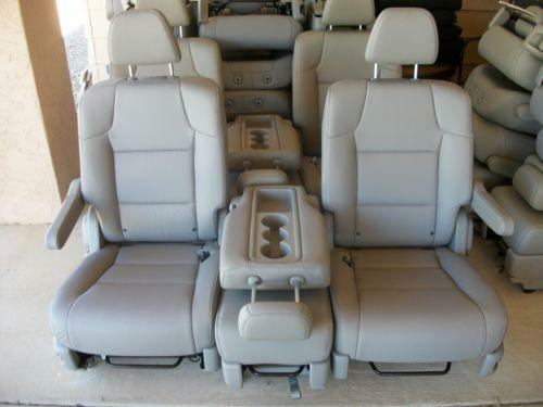 Leather Seats Ebay