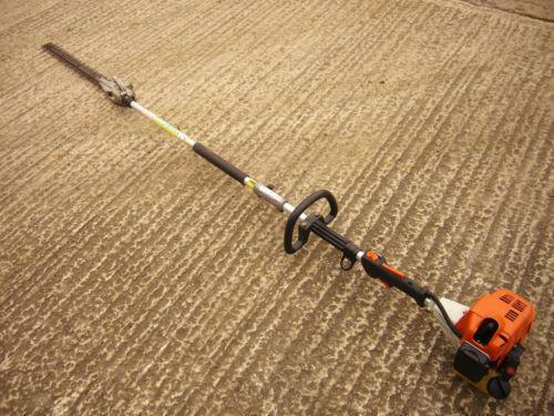 Long Reach Hedge Trimmers Hedge Cutters Ebay