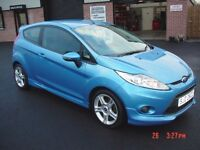 2011 Ford FIesta 1.6 ZETEC S 3dr ****LOW MILES****