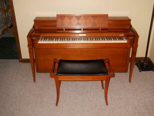 Acrosonic Piano Ebay