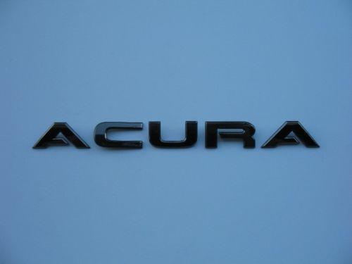 Acura Mdx Emblem Ebay