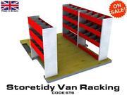 Vauxhall Vivaro Shelving