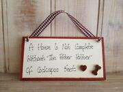 Personalised Dog Plaque