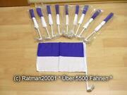 Fahne Blau Weiß
