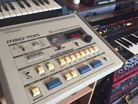 ROLAND MSQ-700 sequencer (Juno-60 synthesizer DCB as well as MIDI for others) - Great condition!