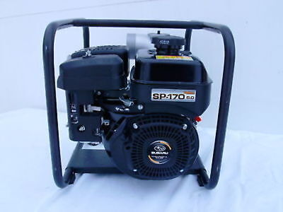 New Water Pump Trash Gas 2 Subaru 6hp Ohc