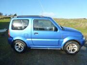 Suzuki Jimny Alloy Wheels