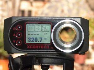 High-Power X3200 Xcortech Shooting Chronograph. Airsoft/ Airgun/Rifle Chrono