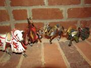 Schleich Knights Lot