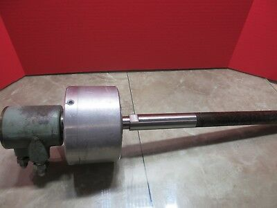 Ikegai Fx-30 Cnc Lathe Hydraulic Actuator Unit Drawbar Draw Bar