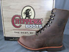 Waterproof Solid Chippewa Work & Safety Boots for Men