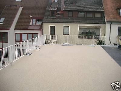 Abdichtung Selbstklebend für 15 m² ohne Isolieranstrich Steinteppich Kieselboden (Teppich Abdichtung)