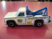 Hot Wheels Tow Truck