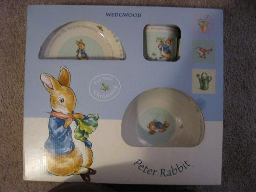 Peter Rabbit Dishes Ebay