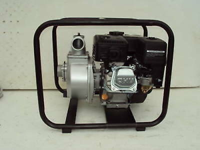 New Water Pump Trash Gas 2 5.5 Loncin