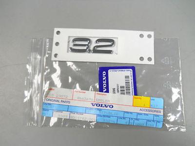 Genuine Volvo Nameplate 8663696