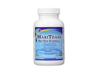 MaxiVision MAXITEARS BEST Dry Eye Formula Eye Vitamins health supplement