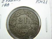 2 Francs Silver