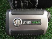 Bushnell Tour v2 golf laser