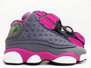 Air Jordan 13 White Pink