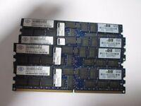 32GB (8x 4GB) PC2-5300P DDR2 667Mhz Server Memory