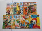 GI Joe Comic Book Collections