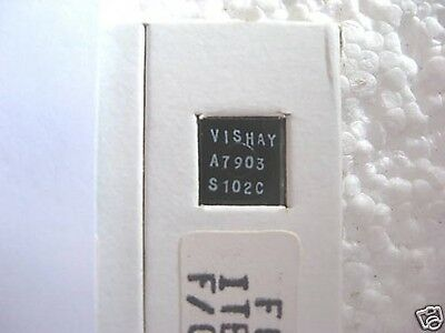 New Vishay A7903 S012c Item 500r00 0.1 Foil Resistor