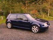VW Golf MK4 GTI Turbo Car