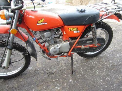 1977 honda ct 125 ebay for Honda in ct