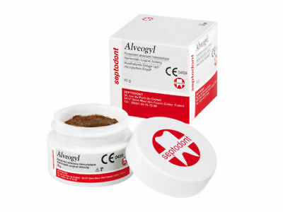 Alveogyl Alveolare Alveolair Alveolar Alvogyl Paste Dry Socket Treatment