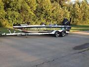 Bass Boat Trailer