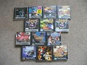 PS1 Games Joblot