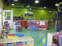 Busy SE daycare looking for front counter staff