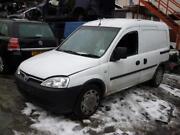 Vauxhall Combo Van Breaking
