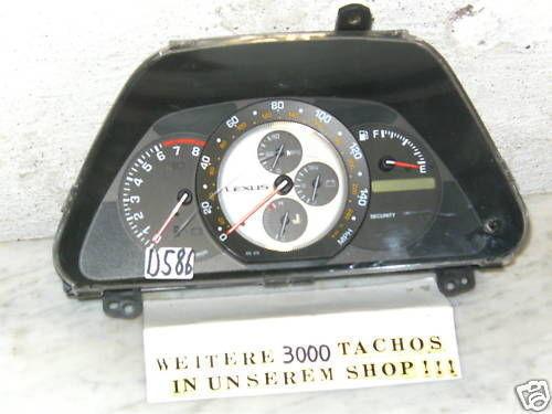 INSTRUMENT CLUSTER LEXUS IS200 IS 200 8380053