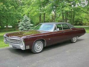 Looking to buy Chrysler imperial.