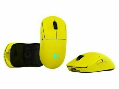 Logitech G OP PRO Wireless Gaming Mouse - Lime (910-005819) LIMITED EDITION