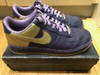 GENUINE Nike Air Force 1 '07 Low Supreme Jamaal Wilkes UK11 US12 EUR46 BOXED