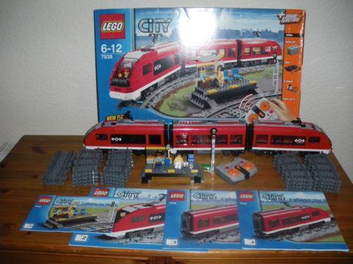 Lego train set ebay for Ebay badezimmermobel set