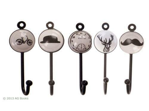 Funky Door Hooks antler coat hook | ebay