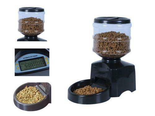 Programmable Pet Feeder Ebay
