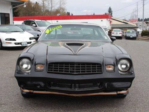1979 Chevrolet Camaro Ebay