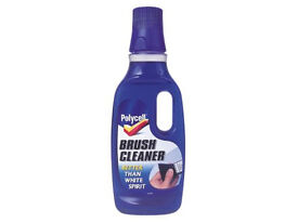 Polycell Brush Cleaner 500ml (Discount pack of 10)