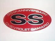 2002 Camaro SS Emblems